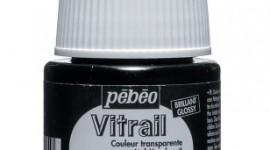 Tinta Vitral Preto