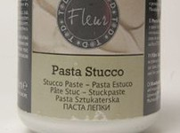 Pasta Fleur efeito estuque