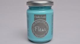 Tinta Chalky Look Malaysia Blue