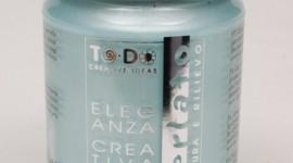 Tinta To-Do Perlato velatura e relevo metalizado Aqua
