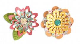 Thinlits Simple Flowers