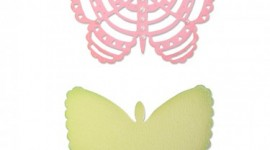 Thinlits Craft Asylum Graceful Butterfly