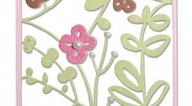 Thinlits Craft Asylum Spring Garden