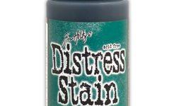 Distress Stain pine needles