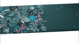 Tecido Bolívia verde