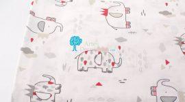 Tecido Elefantes